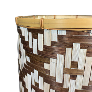 .Brown Handwoven Basket *more colors available*