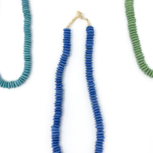 Multi Colored Ashanti Bead Necklace