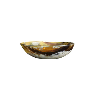 Brown Horn Bowl - Large