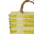 Yellow Woven Rattan Bag *more colors available*