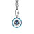 .Silver Necklace with Evil Eye Pendant