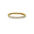 .Gold Round Diamond Bracelet