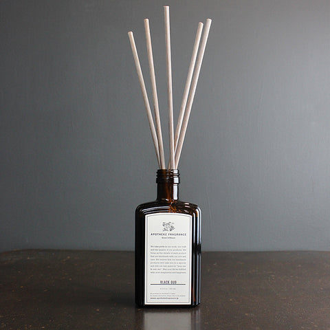 .Brown Room Diffuser - Black Oud