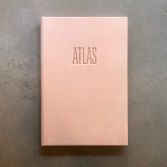 Leather Bound World Atlas