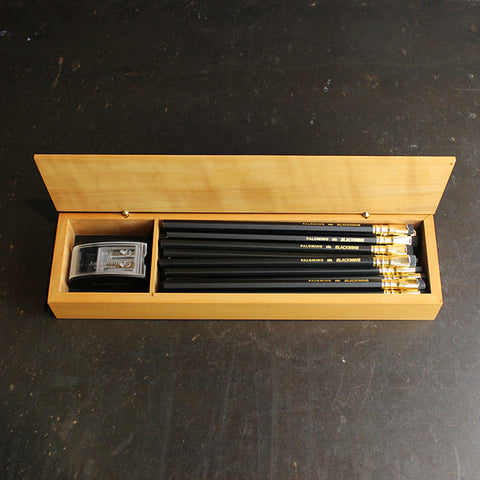 Black Blackwing Pencil Set