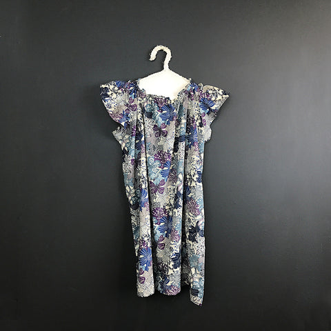 Blue Liberty London Dress