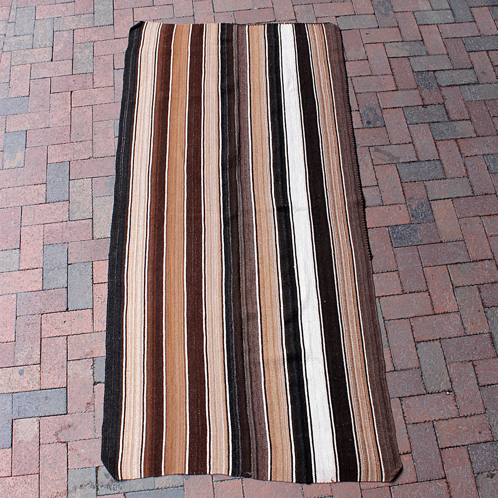 Brown Bolivian Blanket