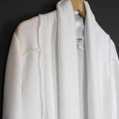 White Cardigan Wrap