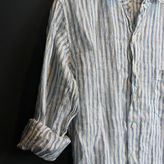 Blue + White Stripe Jack Tunic