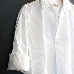 White Japanese Cotton Tunic