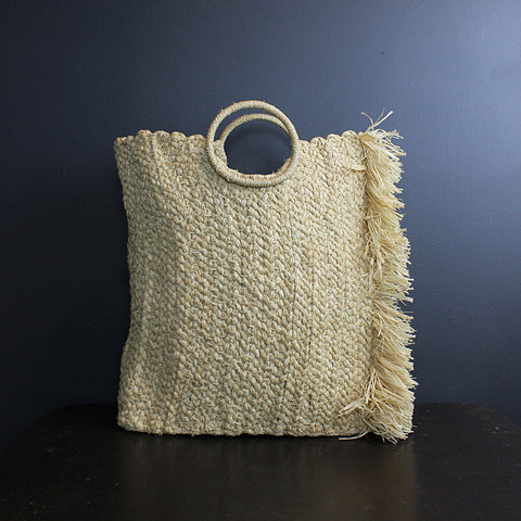 .Neutral Jeanie Bag