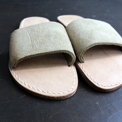 Neutral Handmade Leather Shoes