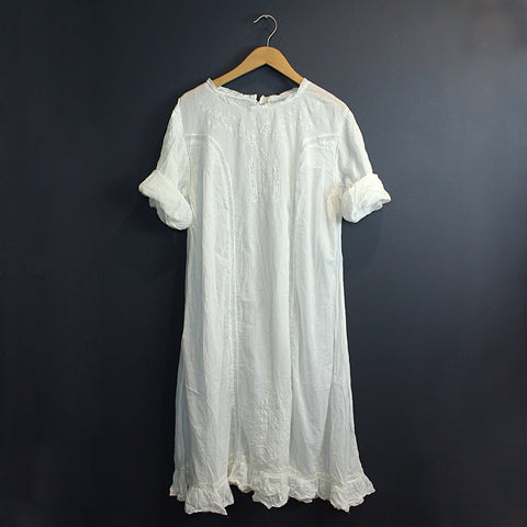 White Marlowe Dress