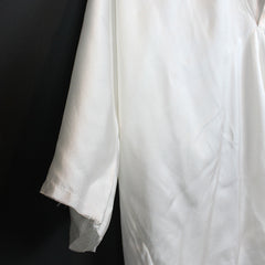 .White Muse Silk Top