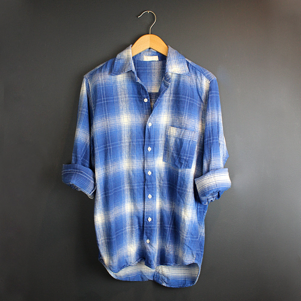Blue Jack Flannel Tunic