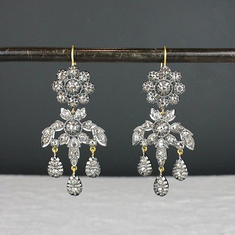 .Royale Diamond Earrings