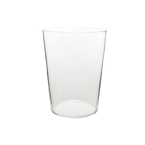 Clear Spanish Beer Glass - Large