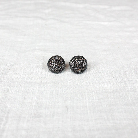 .Sparkler Antique Silver Studs