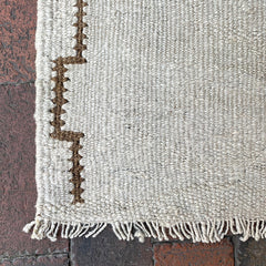 ".Multi Colored Handwoven Turkish Runner - 2' 11"" x 10' 10"""