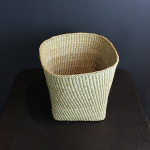 Neutral Handwoven Basket