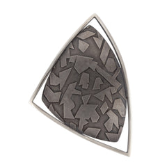 Brooch Fusion Triangle