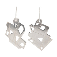 """Iceberg"" Earrings"