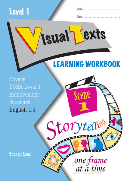 Level 1 Visual Texts 1.2 Learning Workbook