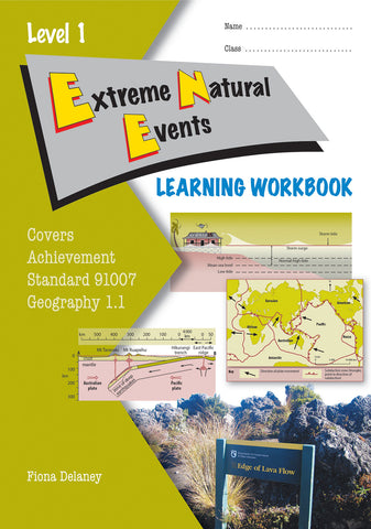 Level 1 Extreme Natural Events 1.1 Learning Workbook