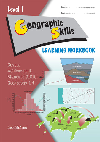 Level 1 Geographic Skills 1.4 Learning Workbook