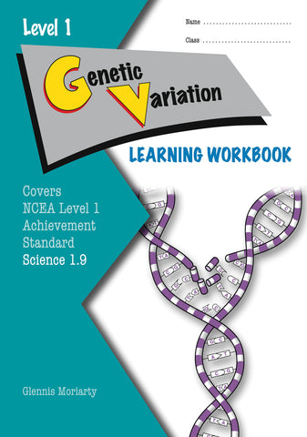 Level 1 Genetic Variation 1.9 Learning Workbook
