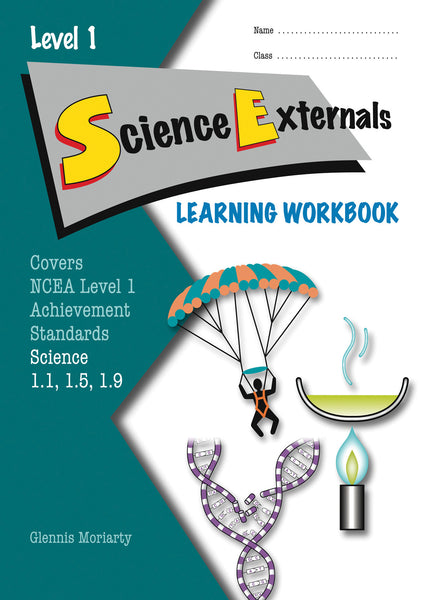 Level 1 Science Externals Learning Workbook