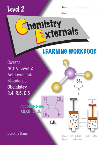 Level 2 Chemistry Externals Learning Workbook