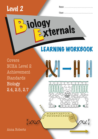 Level 2 Biology Externals Learning Workbook