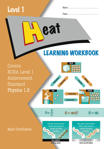 Level 1 Heat 1.5 Learning Workbook