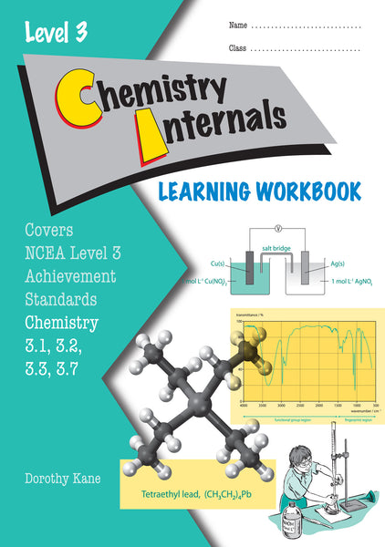Level 3 Chemistry Internals Learning Workbook