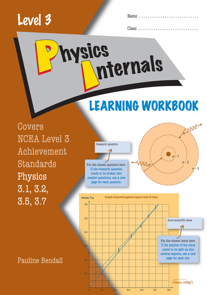 Level 3 Physics Internals Learning Workbook