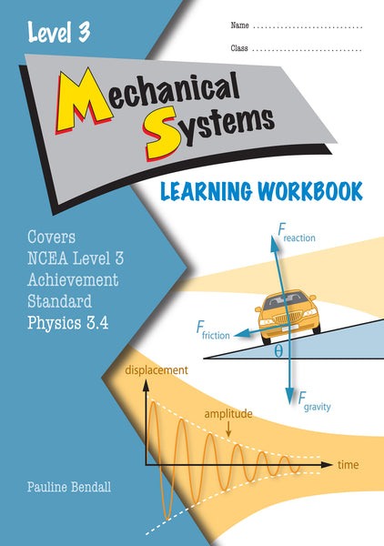 Level 3 Mechanical Systems 3.4 Learning Workbook