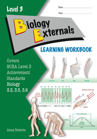 Level 3 Biology Externals Learning Workbook