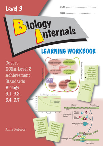 Level 3 Biology Internals Learning Workbook