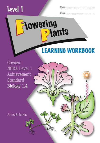 Level 1 Flowering Plants 1.4 Learning Workbook