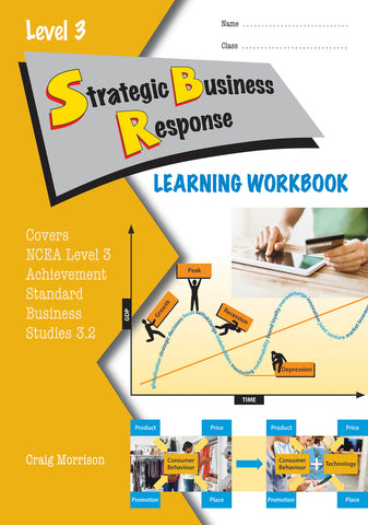 Level 3 Strategic Business Response 3.2 Learning Workbook