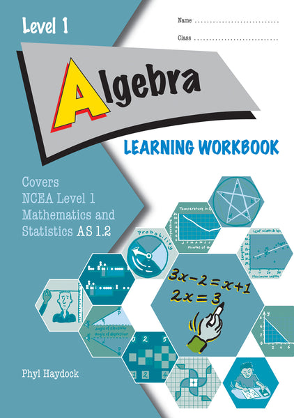 Level 1 Algebra 1.2 Learning Workbook