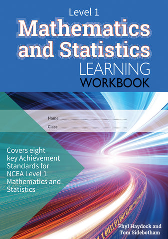 Level 1 Mathematics and Statistics Learning Workbook