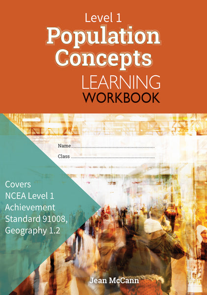 Level 1 Population Concepts 1.2 Learning Workbook