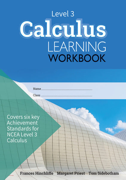 Level 3 Calculus Learning Workbook