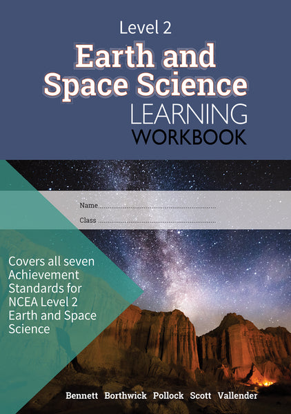 Level 2 Earth and Space Science Learning Workbook