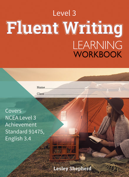 Level 3 Fluent Writing 3.4 Learning Workbook