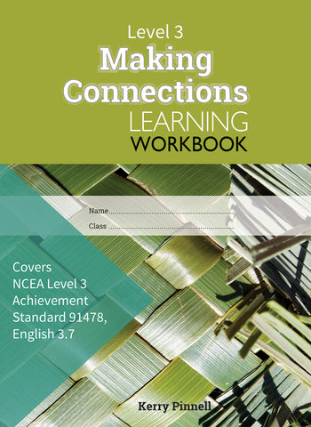 Level 3 Making Connections 3.7 Learning Workbook