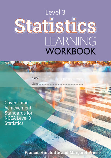 Level 3 Statistics Learning Workbook