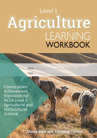Level 1 Agriculture Learning Workbook